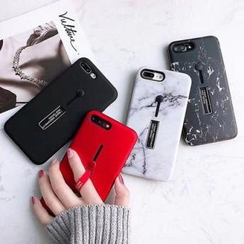 リングベルト 大理石 ユニセックス iPhoneケース 送料無料 iPhone6/6s iPhone6plus iPhone7/8 iPhone7plus/8plus iPhoneX XS