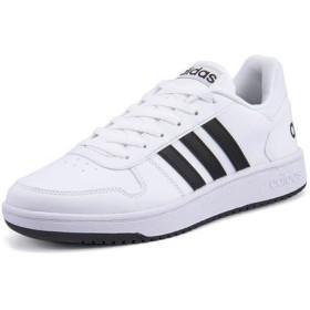 メンズ SALE!adidas(アディダス) ADIHOOPS 2.0(アディフープス2.0) F34841 ランニングホワイト/コアブラック/ランニングホワイト【ネット通販特別価格】 スニーカー ローカット