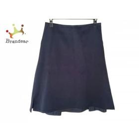 アドーア ADORE スカート サイズ38 M レディース ダークネイビー   スペシャル特価 20190813