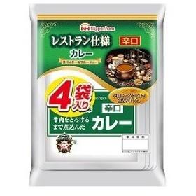レストラン仕様カレー 辛口 ( 170g4袋入 )