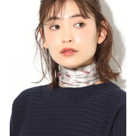 スカーフ - ViS 【泉里香さん着用】バラエティパターンスカーフ