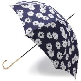 OPAQUE.CLIP(オペークドットクリップ) 【UVケア・晴雨兼用】バイカラーフラワー長傘