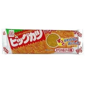 ネコポス送料無料 菓道 ★すぐる ビッグカツ スペシャルソース味 5個★ ポイント 消化