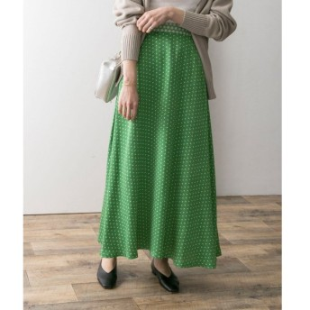 URBAN RESEARCH / アーバンリサーチ 小紋幾何柄マーメイドスカート