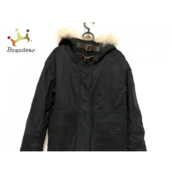 マカフィ MACPHEE コート サイズ38 M レディース 黒 冬物 値下げ 20190604
