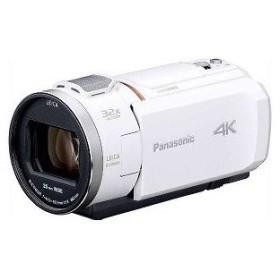 HC-VX1M-W [ホワイト]  ビデオカメラ パナソニック 新品・送料無料(沖縄・離島除く)