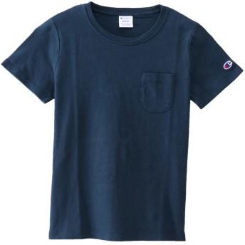 ウィメンズ ポケットTシャツ 19SS チャンピオン(CW-M321)【5400円以上購入で送料無料】