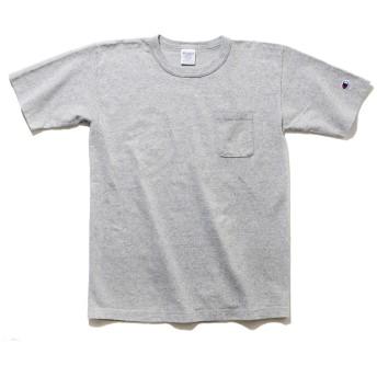 T1011(ティーテンイレブン) ポケット付き US Tシャツ 19SS MADE IN USA チャンピオン(C5-B303)【5500円以上購入で送料無料】