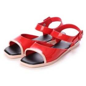 メリッサ melissa Crush (RED)
