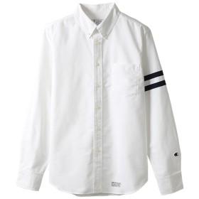 ロングスリーブボタンダウンシャツ 19FW キャンパス チャンピオン(C3-L419)【5500円以上購入で送料無料】