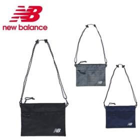 ニューバランス ショルダーバッグ メンズ レディース サコッシュ JABP9245 new balance