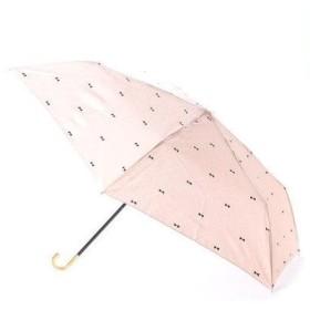 ダブリュピーシー w.p.c 雨傘 クロスステッチリボンmini (ピンク)