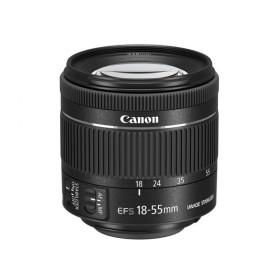 在庫残り僅か 【新品・未使用】 Canon (キヤノン) EF-S18-55mm F4-5.6 IS STM 標準ズームレンズ HC003