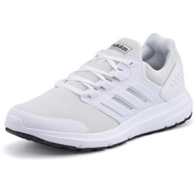 SALE!adidas(アディダス) GLX4 M【3E】 メンズスニーカー(ギャラクシーM) F36161 ランニングホワイト/ランニングホワイト/ランニングホワイト【ネット通販特別価格】 ローカット