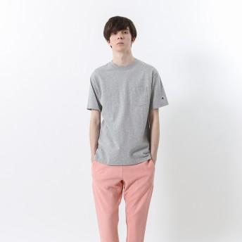 Tシャツ 19FW ベーシック チャンピオン(C3-M349)【5400円以上購入で送料無料】