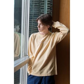 リバースウィーブロングスリーブTシャツ 19SS リバースウィーブ チャンピオン(C3-P407)【5400円以上購入で送料無料】