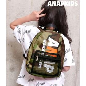 【セール開催中】ANAP KIDS(キッズ)メッシュポケットリュック
