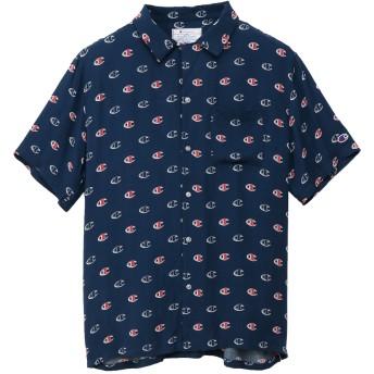 ショートスリーブシャツ 19SS キャンパス チャンピオン(C3-P348)【5400円以上購入で送料無料】