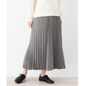 3can4on / サンカンシオン チェックプリーツスカート