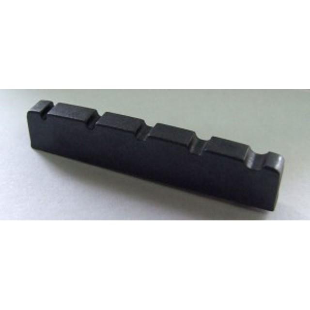 GRAPH TECH PT-1400-00 BLACK TUSQ XL SLOTTED BASS 5 STRING ナット