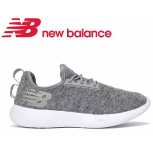 4a652b97d75e8 セール≫ニューバランス メンズ/レディース ウォーキングシューズ 靴 NB RCVRY WGH D ウールグレイ