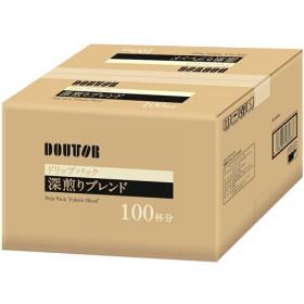 ドトール ドリップパック 深煎りブレンド (6.5g100袋入)