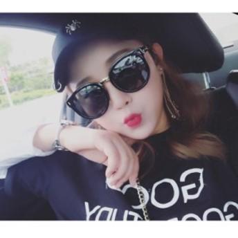 【送料無料】サングラス 復古 大きめ レディース ファッション メガネ グラデーション レンズ 紫外線を防ぐ 韓国風 カジュアル