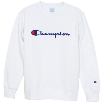 クルーネックスウェットシャツ 19SS ベーシック チャンピオン(C3-H004)【5500円以上購入で送料無料】