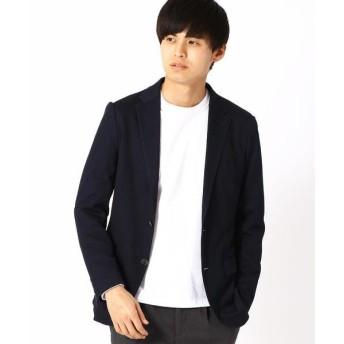 COMME CA ISM / コムサイズム 美しき ジャージー ジャケット
