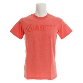 エアボーン(ARBN) POCKET ショートスリーブTシャツ AB99AW1181 PNK (Men's)