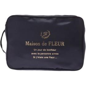 Maison de FLEUR トラベルシューズケース
