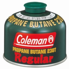 コールマン 純正 LP ガス燃料 Tタイプ 230g (5103A230T) キャンプ 燃料 Coleman
