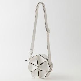 【ル ジュール(LE JOUR)】 【GOOD JOB】BLOSSOM SHOULDER BAG ホワイト