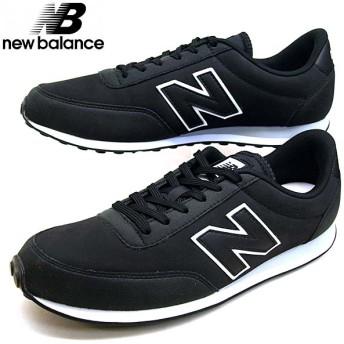 ニューバランス New Balance U410 KWG クラシック ランニングシューズ 黒 0410 メンズ