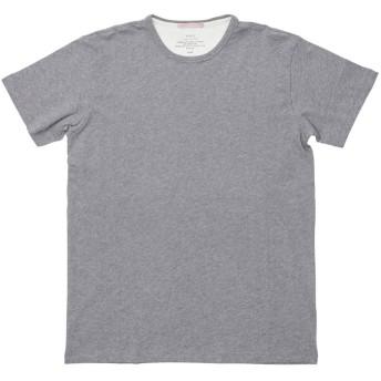 SALE【アポリス(APOLIS)】 スタンダードイシュー オーガニッククルーネックTシャツ グレー