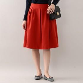 SALE【マッキントッシュ フィロソフィー ウィメン(MACKINTOSH PHILOSOPHY WOMEN)】 ソフトウールジョーゼット スカート ソフトウールジョーゼット スカート オレンジ