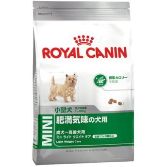 ロイヤルカナン SHN ミニライトウェイトケア 2kg