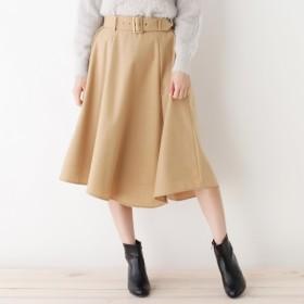 [マルイ]【セール】Lスカート(フラノイレヘムフレアスカート)/シューラルー(レディス)(SHOOLARUE Ladies)