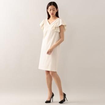 SALE【エポカ(EPOCA)】 シェリーコットン ドレス オフホワイト