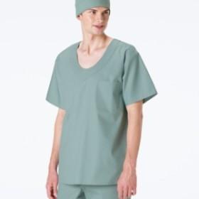 Pd3491 ナガイレーベン Naway 男性用 白衣 上衣 (白衣 医療用白衣 看護師用 ナース グリーン 通販 白衣ネット)