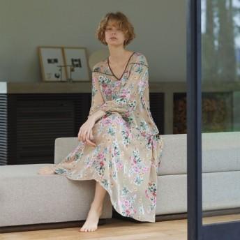 SALE【エポカ(EPOCA)】 ★★フィオーレオパール ドレス ベージュ1