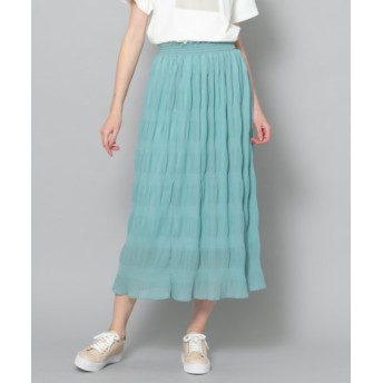 SENSE OF PLACE(センスオブプレイス) スカート スカート シャーリングプリーツスカート