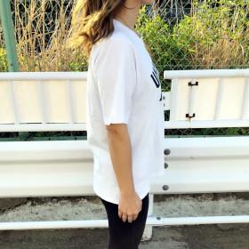 Tシャツ - SHEENA ユニバースプリントロゴTシャツ 【 春 夏 】 Tシャツ トップス カットソー プリント ロゴ