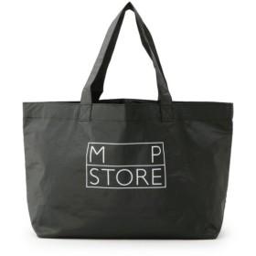 【エムピー ストア(MP STORE)】 MPSタイベックトートL MPSタイベックトートL ブラック