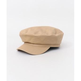 SENSE OF PLACE(センスオブプレイス) 帽子 キャスケット コットンツイルワークキャスケット
