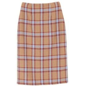 [マルイ]【セール】フェイクツイードチェックタイトスカート/ティティベイト(titivate)