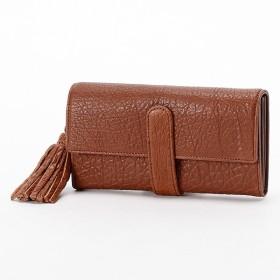 [マルイ] 財布(厚口シープタッセル付きギャルソンウォレット)/ペルケ(perche')