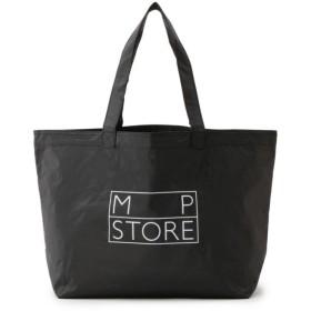 【エムピー ストア(MP STORE)】 MPSタイベックトート MPSタイベックトート ブラック