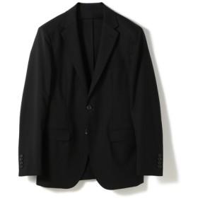 ESTNATION / ストレッチカルゼツイルセットアップジャケット ブラック/48(エストネーション)◆メンズ テーラードジャケット