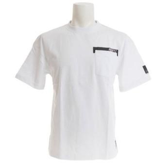 ライズ(RYZ) POCKET BGT ショートスリーブTシャツ 869R9EG6398 WHT (Men's)